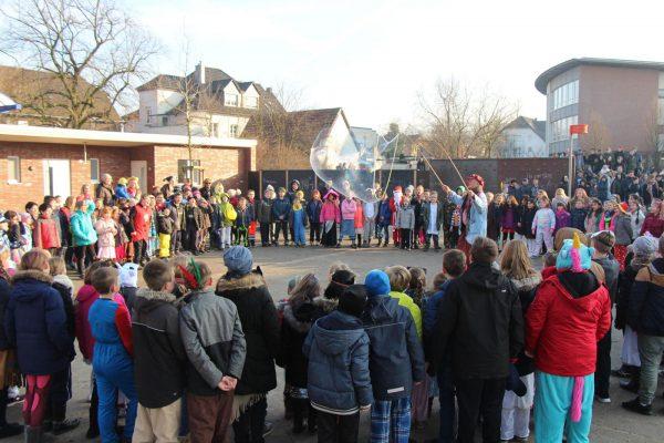 """Karnevalsfeier mit Zauberclown """"Pichel"""""""