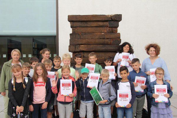 Gewinner beim Schülerzeitungswettbewerb